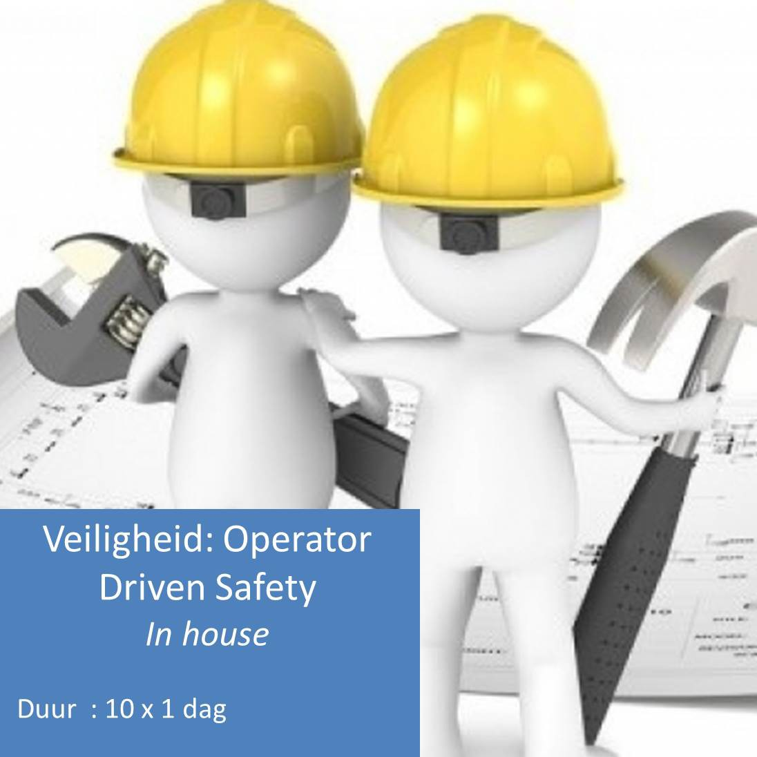Veiligheid training Operator Driven Safety